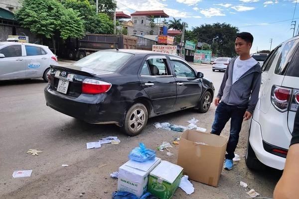 'Đón lõng' ô tô chuyển 6kg ma túy đá ở Hà Nội, 'cất vó' cả đường dây buôn ma túy xuyên tỉnh