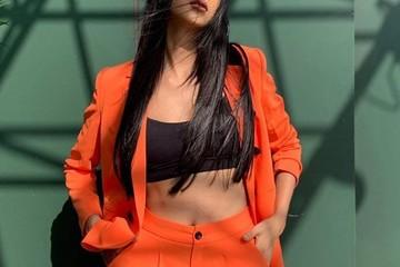 Hoa hậu H'Hen Niê và sao Việt phối đồ màu cam cực sang chảnh