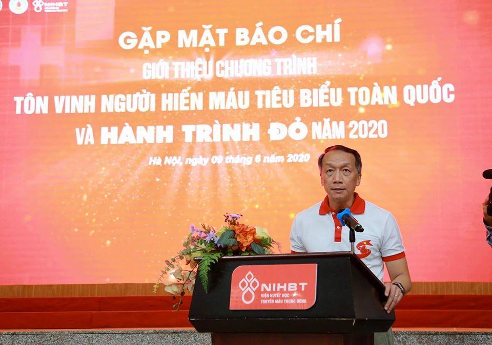 Tôn vinh 100 người hiến máu tiêu biểu năm 2020