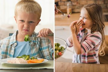 """5 tuyệt chiêu """"trị"""" trẻ lười ăn rau quả"""