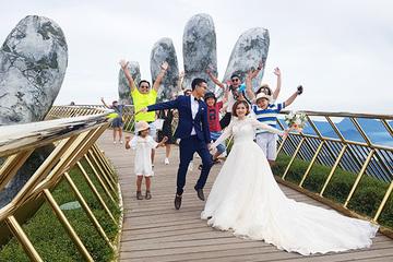 """Chương trình kích cầu du lịch """"Danang Thank You 2020"""" hút khách Hà Nội, TP.HCM"""