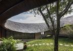 Ngôi nhà mái võng độc đáo ở ngoại thành Hà Nội