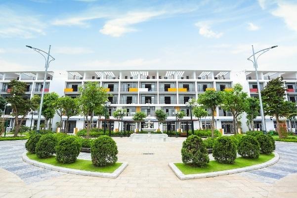 Ưu đãi 1 tỷ đồng cho 5 căn shophouse đầu tiên tại Bình Minh Garden