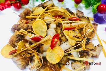 Món ngon mỗi ngày: Thịt heo chiên giòn theo cách này rất thơm, không ngán