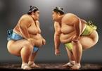 Nhật Bản: 20 đô vật Sumo liều mình cứu người bị đuối nước