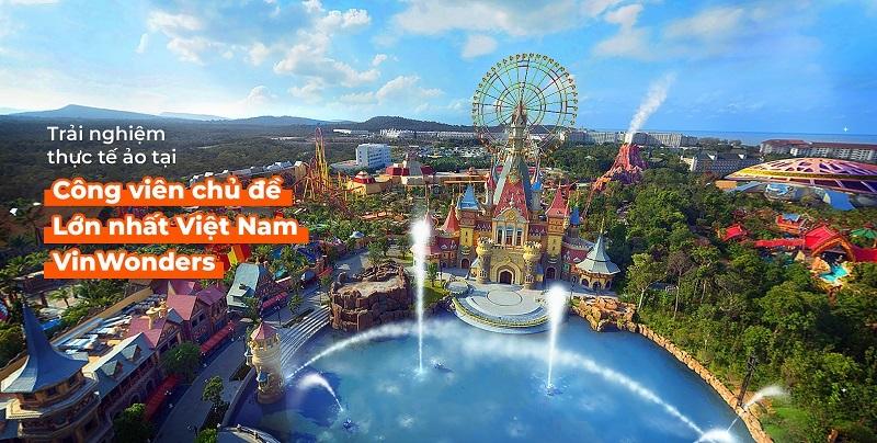 """Công viên chủ đề đầu tiên trên thế giới ra mắt trên nền tảng thực tế ảo, """"chơi lớn"""" tặng thêm 5.000 vé miễn phí"""