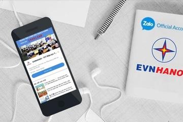 Hà Nội: Từ 1/6, người dân có thể thanh toán tiền điện trực tiếp trên Zalo
