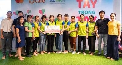 Hơn 800 nữ giúp việc bị ảnh hưởng bởi Covid-19 được nhận hỗ trợ tiền mặt