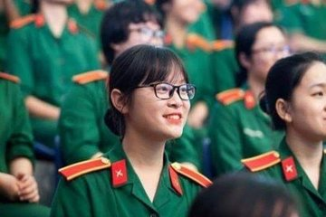 Đối tượng ưu tiên xét tuyển thẳng vào trường quân sự