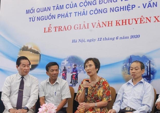 """PGS.TS Bùi Thị An: """"Ai gây ô nhiễm, kẻ đó phải trả tiền"""""""