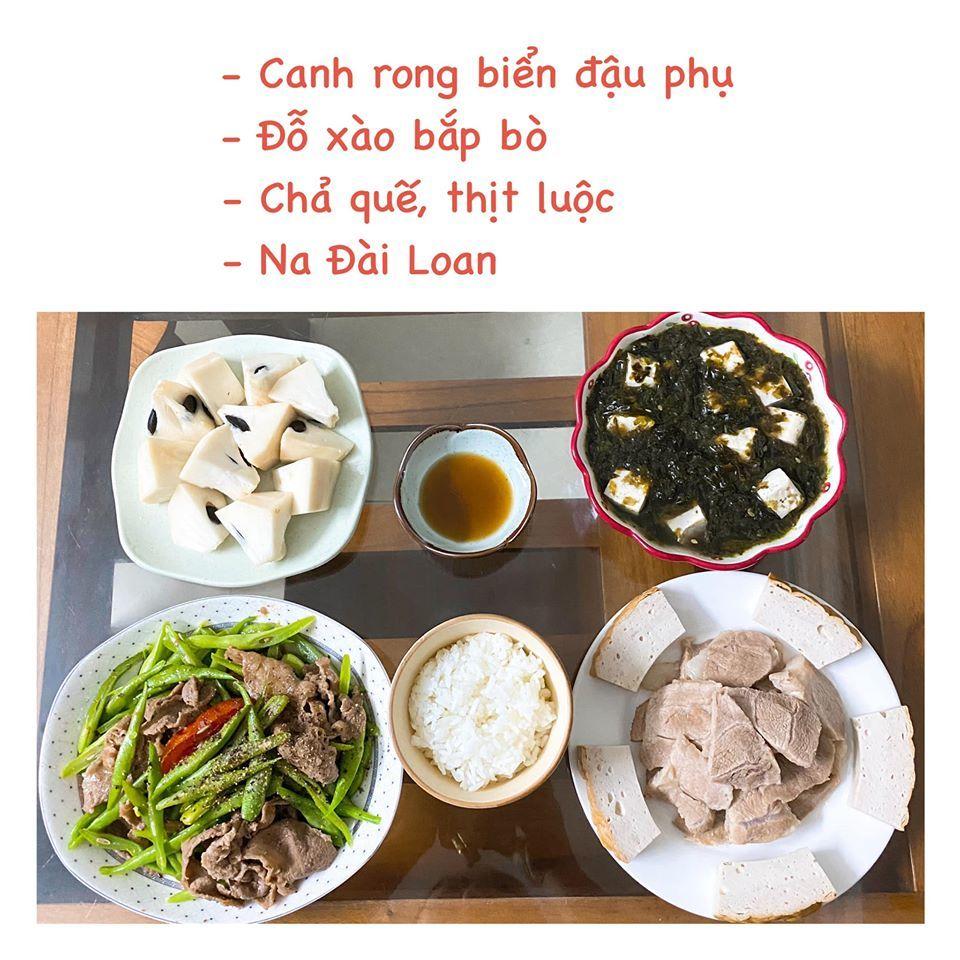 Xuýt xoa những mâm cơm ở cữ ngon, bổ dưỡng của mẹ sau sinh ở Hà Nội