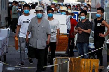 Trung Quốc có số ca mới mắc Covid-19 cao nhất trong 2 tháng