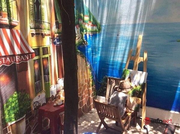 'Hô biến' bức tường cũ thành tác phẩm nghệ thuật vạn người mê của cặp vợ chồng họa sĩ