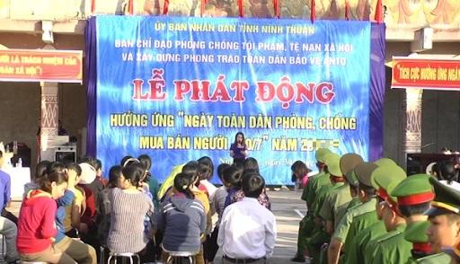 Ninh Thuận: Tuyên truyền phòng chống mua bán người phải đa dạng, thiết thực, hiệu quả