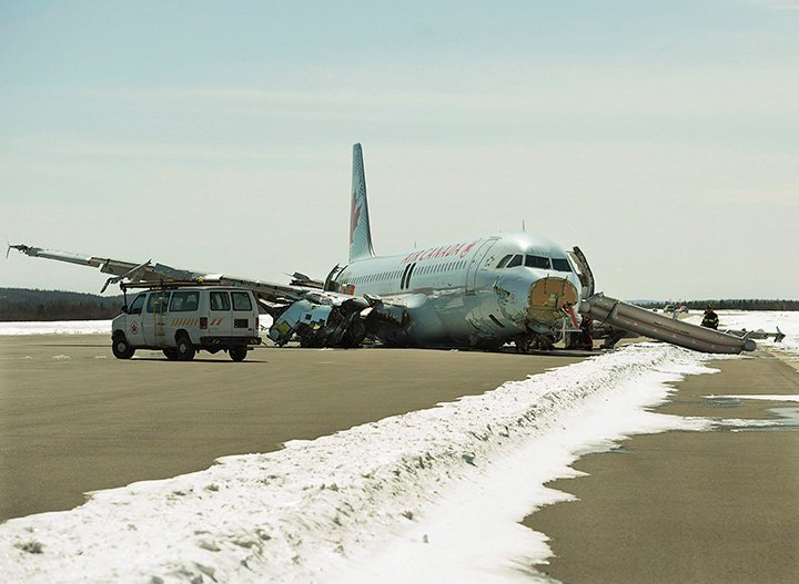 sự cố máy bay