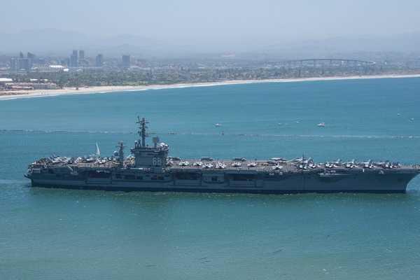 Mỹ dồn 3 tàu sân bay tới Thái Bình Dương, chuyên gia Trung Quốc nói gì?