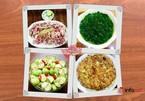 Gợi ý thực đơn hàng ngày: Bữa cơm 4 món ngon miệng mùa hè