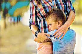 Những cậu bé khiến trái tim người mẹ 'tan chảy'