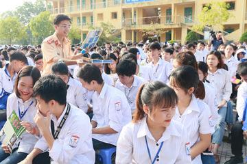 Tăng cường tuyên truyền về an toàn giao thông trong trường học ở Bà Rịa - Vũng Tàu