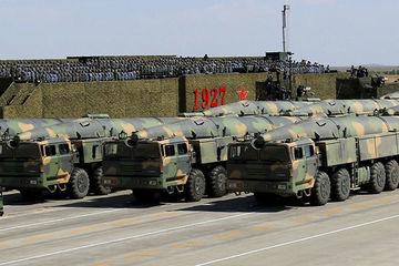 Kho hạt nhân Ấn Độ vẫn 'chạy dài' sau Trung Quốc