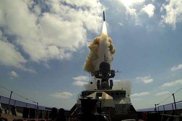 Tình hình Syria: Sức mạnh tấn công của tên lửa Kalibr Nga ở Syria