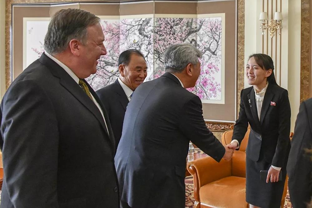 Những hình ảnh hiếm hoi của bà Kim Yo-jong, người phụ nữ quyền lực nhất Triều Tiên