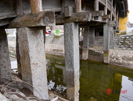 Tận mục cầu Ngói 500 năm tuổi đẹp nhất miền Bắc