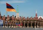 Quân đội những nước nào đã đến Nga chuẩn bị cho lễ duyệt binh Ngày Chiến thắng?