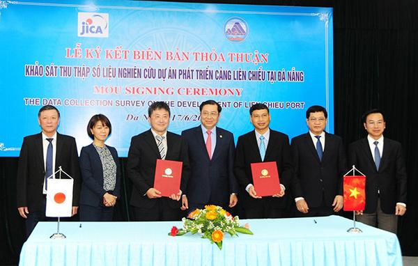 Nhật Bản hỗ trợ 11 tỷ đồng cho Đà Nẵng nghiên cứu phát triển cảng Liên Chiểu