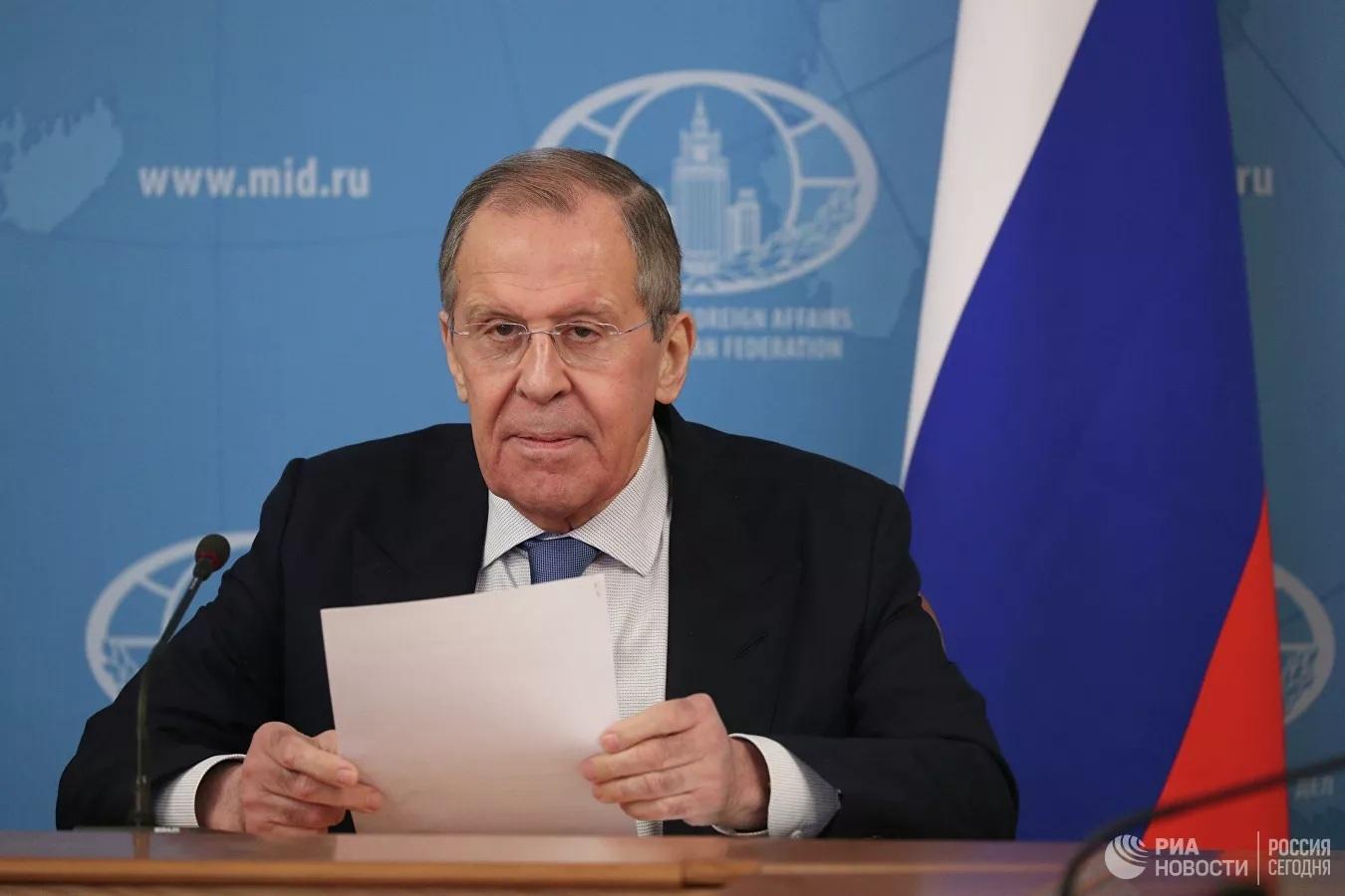 Hội nghị trực tuyến Bộ trưởng Ngoại giao ASEAN-Nga về ứng phó với dịch Covid-19