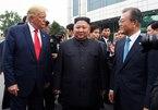 Sóng gió liên tiếp ập tới bán đảo Triều Tiên