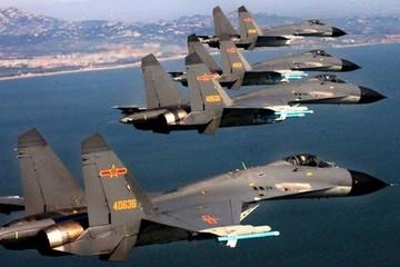 Máy bay Trung Quốc áp sát Đài Loan 5 lần trong 10 ngày