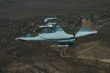 Forbes nghi ngờ về triển vọng sản xuất cường kích Su-25 tại Gruzia