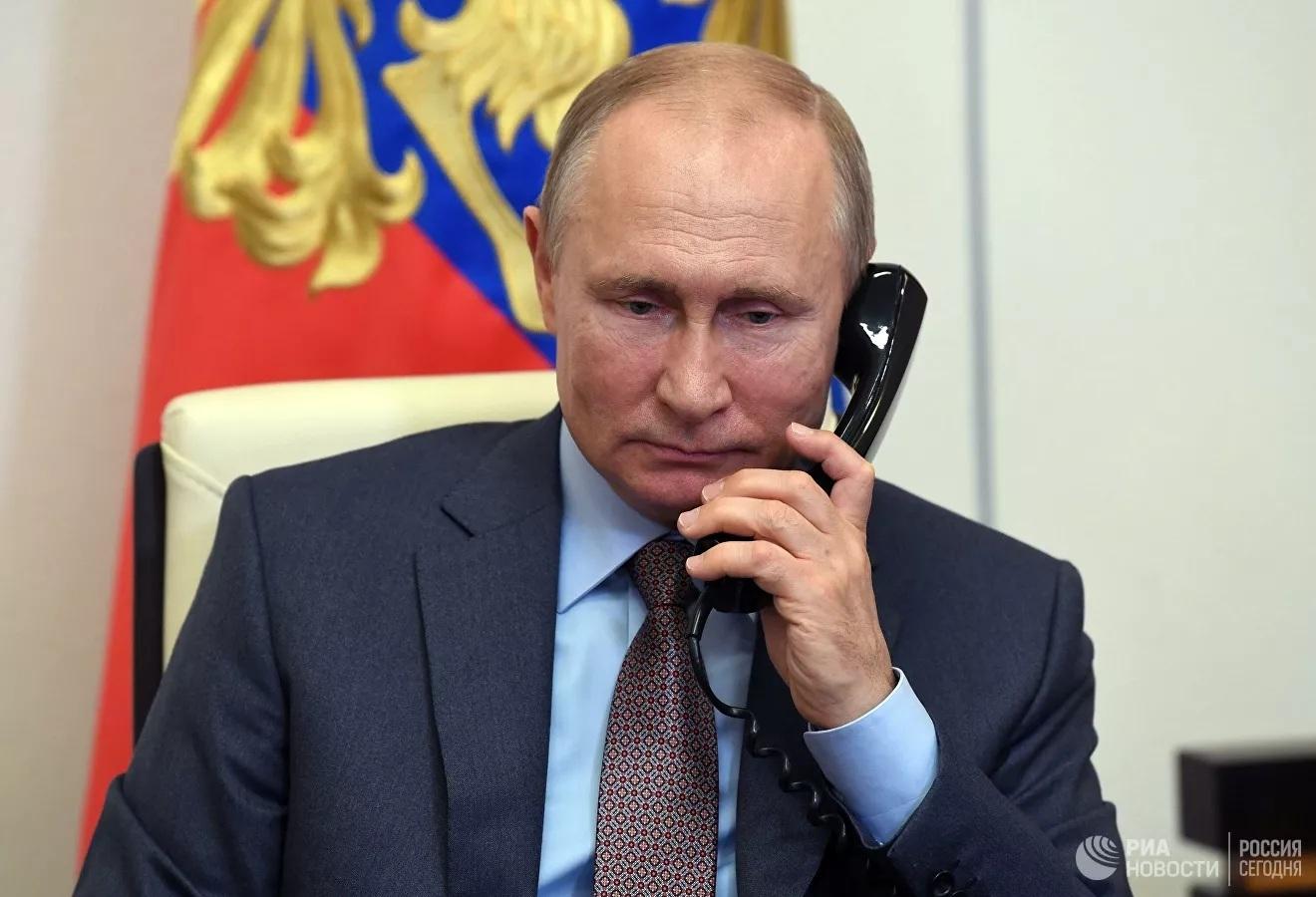 Tổng thống Putin tiết lộ những cuộc gọi 'đặc biệt' từ cháu ngoại