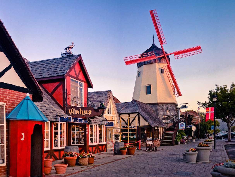 12 ngôi làng đẹp như tranh vẽ ai cũng muốn ghé thăm ở Mỹ