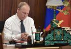Hé lộ 'căn phòng bí mật' của Tổng thống Putin ở điện Kremlin