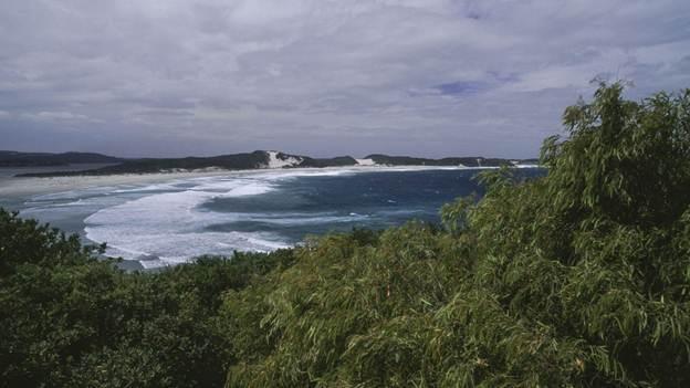Bí ẩn dòng sông lạ nằm dưới lòng đại dương ở Australia