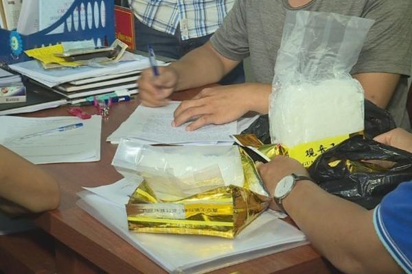 Nhận lời vận chuyển 1,8 kg ma túy đá để lấy 36 triệu đồng