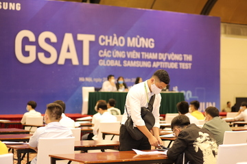 Hơn 2.000 cử nhân tham dự kỳ thi tuyển dụng GSAT