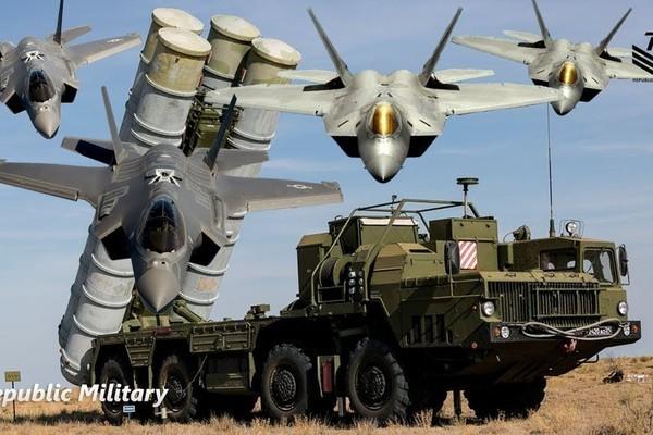 Tình hình Syria: Mỹ đủ tự tin đưa F-35 vào tầm ngắm của S-400 Nga ở Syria?