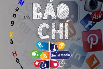 Nhà báocần ứng xử chuẩn mực trên mạng xã hội
