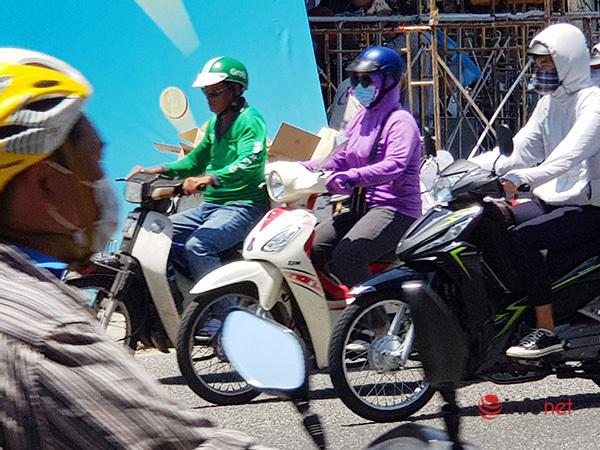 Chỉ số tia tử ngoại ở Đà Nẵng hôm nay rất cao