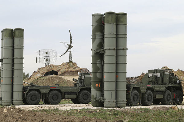 Đấu với Trung Quốc, Ấn Độ thúc Nga sớm chuyển giao S-400?
