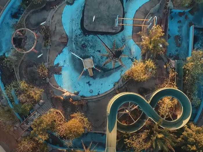 10 sự thật đằng sau những công viên nước bỏ hoang trên thế giới