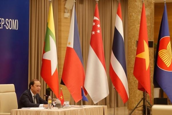 Các quan chức cao cấp ASEAN họp phiên trù bị
