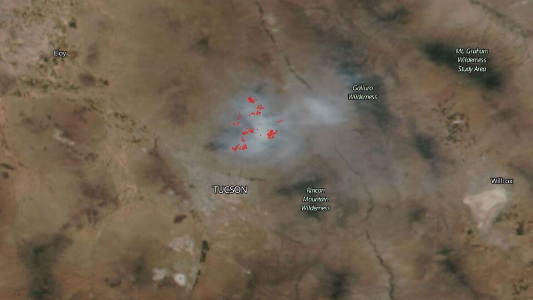 đám cháy khổng lồ