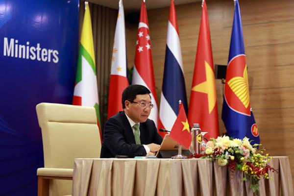 Khai mạc Hội nghị không chính thức Bộ trưởng Ngoại giao ASEAN