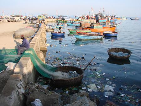 Kêu gọi cộng đồng cùng chung tay hành động bảo vệ môi trường biển