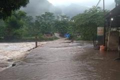 Mưa lớn ở miền Trung, cảnh báo lũ quét, sạt lở đất ở Bình Định - Khánh Hòa và Đắk Lắk