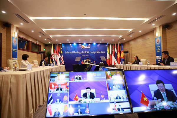 Rà soát chuẩn bị cho Hội nghị Cấp cao ASEAN 36
